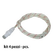 KIT 4PZ CANDELETTA ACCENSIONE JOLLY